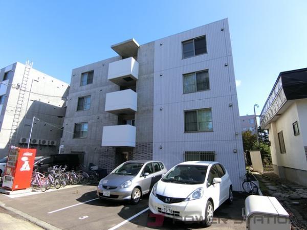 マンション・ペルソーナ新札幌
