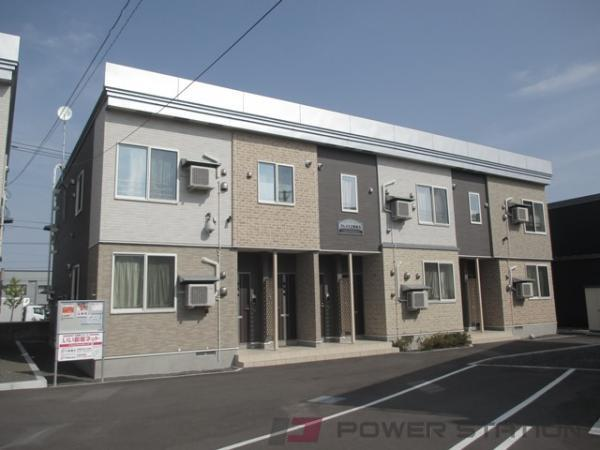 札幌市厚別区上野幌1条4丁目1賃貸アパート外観写真