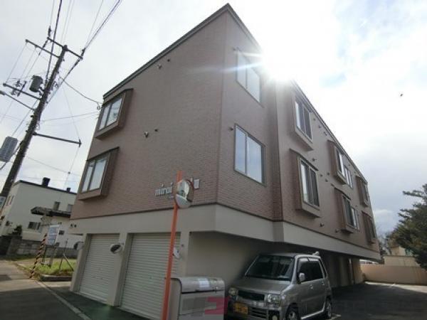 札幌市厚別区厚別東4条4丁目0賃貸アパート外観写真