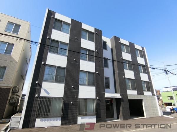 札幌市厚別区厚別中央1条2丁目0賃貸マンション外観写真