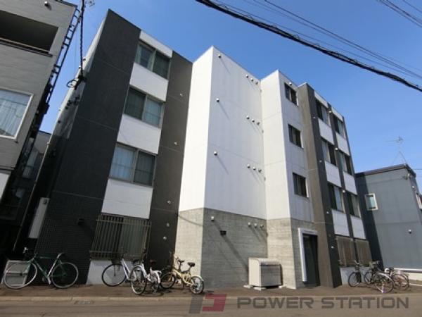 札幌市厚別区厚別中央5条4丁目0賃貸マンション外観写真