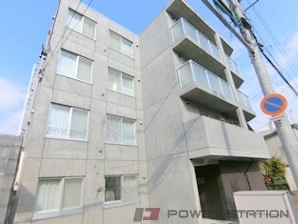札幌市厚別区厚別中央2条2丁目1賃貸マンション外観写真