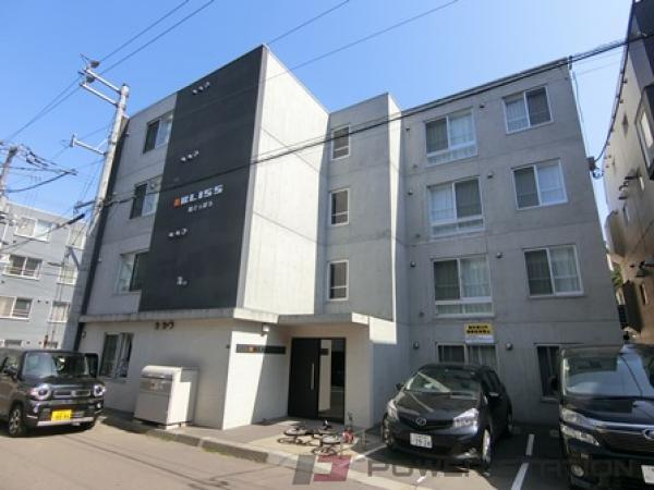 札幌市厚別区厚別中央4条5丁目0賃貸アパート外観写真