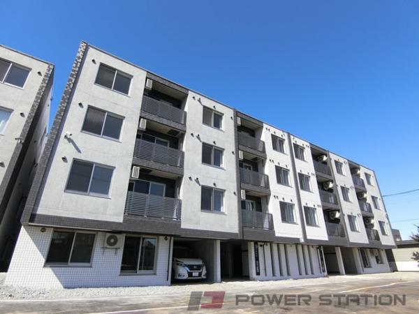 札幌市厚別区厚別西1条3丁目1賃貸マンション外観写真
