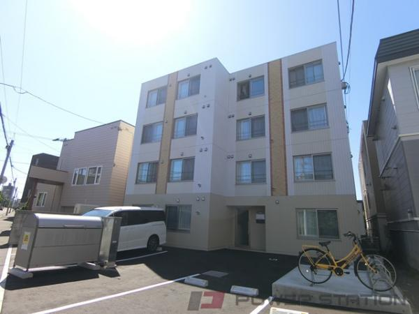 マンション・Dolce Atsubetsu(ドルチェ 厚別)