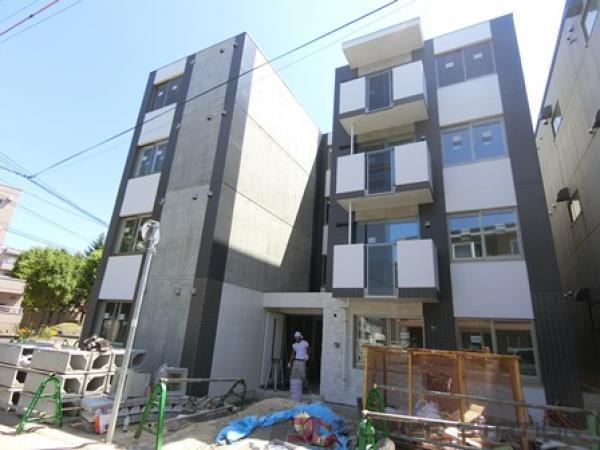 札幌市厚別区厚別中央1条2丁目01賃貸マンション外観写真