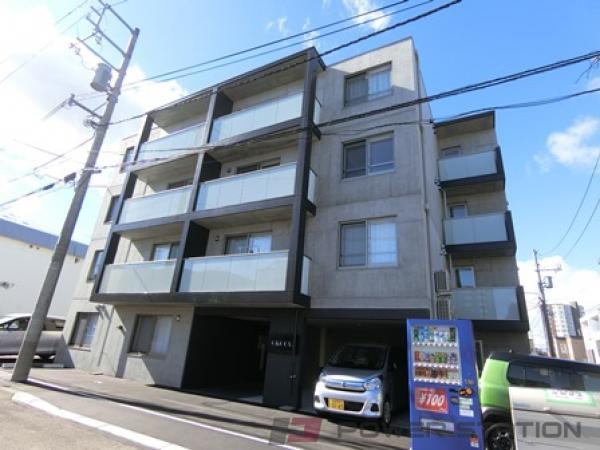 札幌市厚別区厚別南2丁目11賃貸マンション外観写真