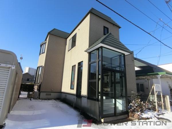 札幌市厚別区青葉町2丁目0一戸建貸家外観写真