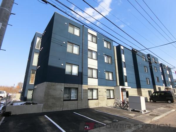 札幌市厚別区厚別中央3条6丁目11賃貸マンション外観写真