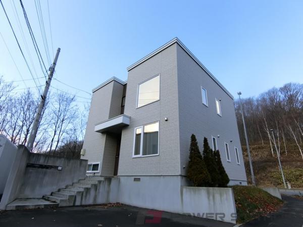 一戸建貸家・上野幌鈴木邸貸家