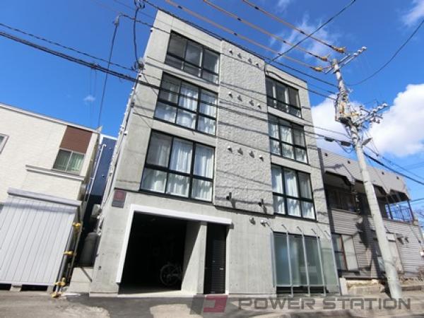 札幌市厚別区厚別中央4条2丁目11賃貸マンション外観写真
