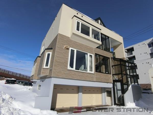 札幌市厚別区厚別中央5条2丁目0一戸建貸家外観写真