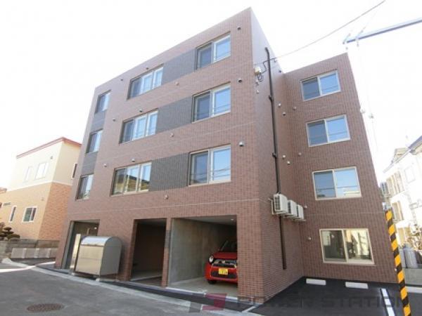 札幌市厚別区厚別中央4条3丁目01賃貸マンション外観写真