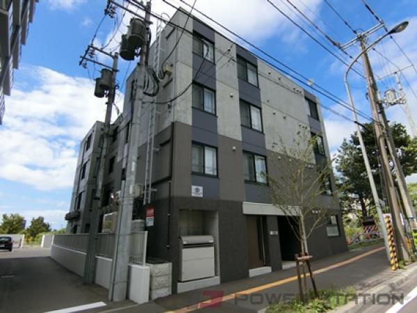 札幌市厚別区厚別中央2条6丁目01賃貸マンション外観写真