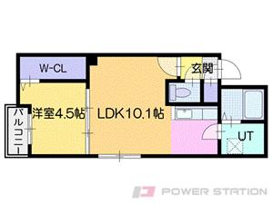 マンション・仮)SENNA厚別中央3-3MS