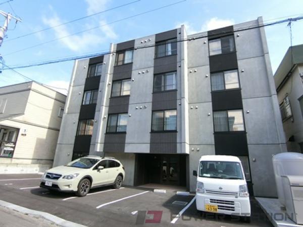 マンション・HAL CASA新札幌