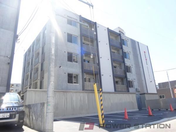 グランオルセー厚別中央II:札幌市厚別区