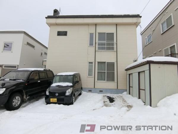 アパート・コラル新札幌