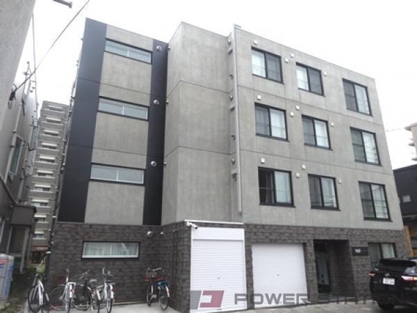 マンション・エンジェリックガーデン新札幌