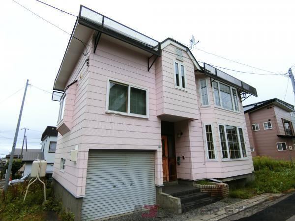 小樽市最上1丁目1一戸建貸家