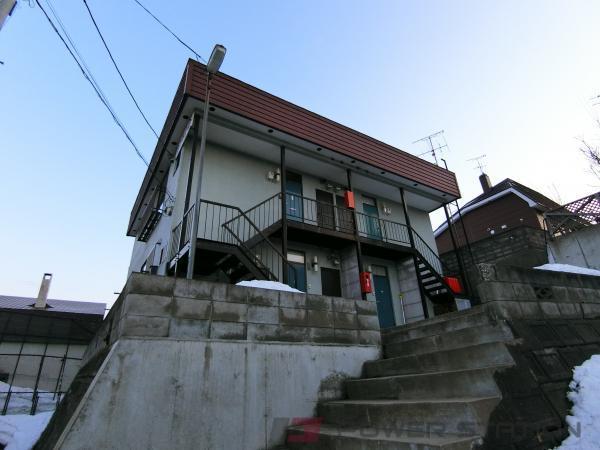 小樽市幸4丁目0賃貸アパート