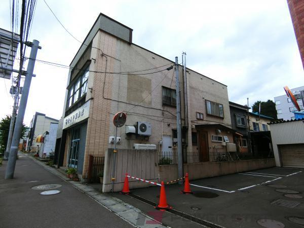 小樽市奥沢1丁目0テラスハウス外観写真