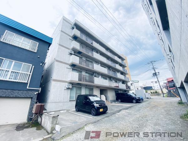 小樽市東雲町1賃貸マンション外観写真