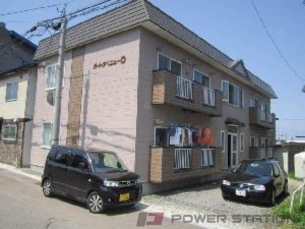 アパート・ポートアベニューD