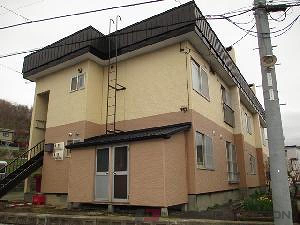 小樽市幸3丁目1賃貸アパート外観写真