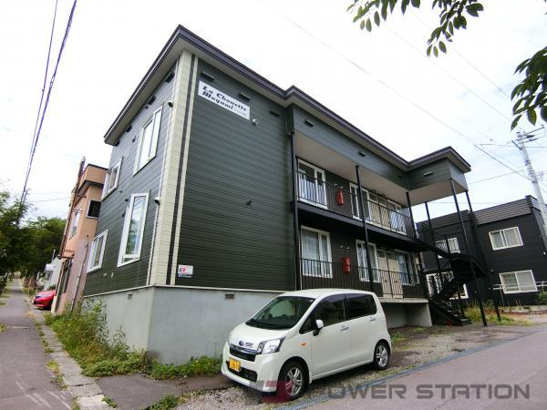 小樽市最上1丁目0賃貸アパート外観写真