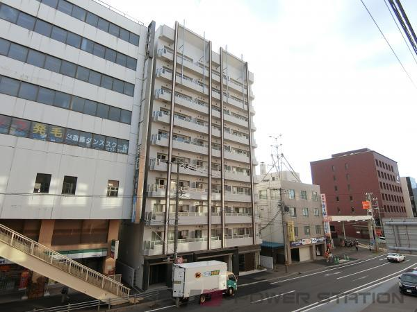 小樽市稲穂2丁目1賃貸マンション外観写真