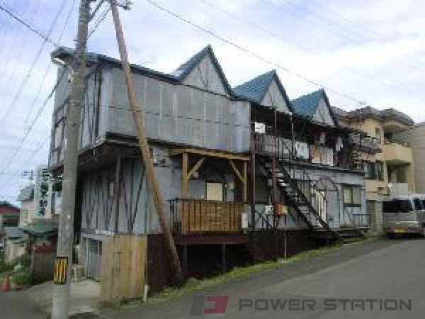 小樽市住ノ江2丁目1賃貸アパート外観写真