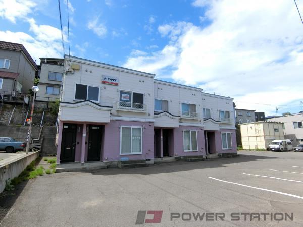 小樽市奥沢1丁目0賃貸アパート