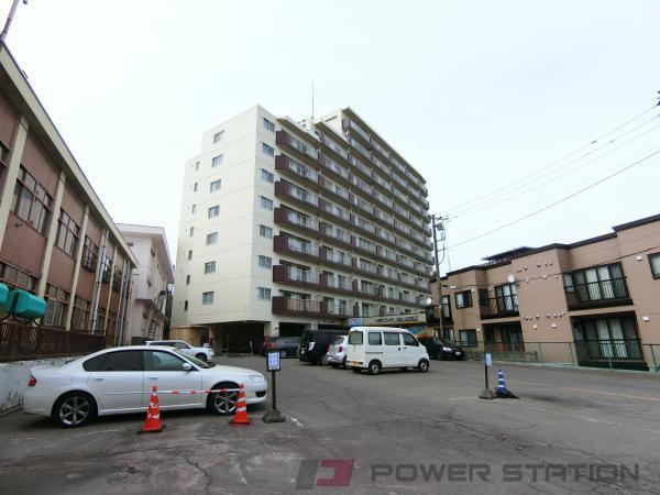 小樽市若松1丁目0分譲リースマンション外観写真