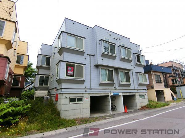 小樽市新富町1賃貸アパート