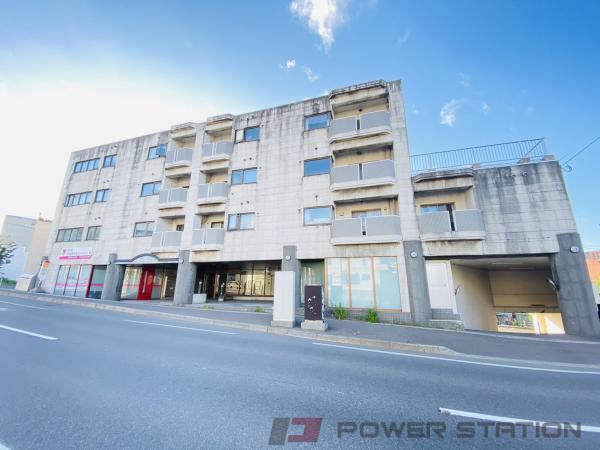 小樽市勝納町1賃貸マンション外観写真