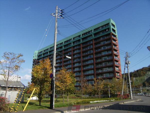 小樽市築港0分譲リースマンション外観写真