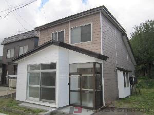 小樽市入船4丁目0一戸建貸家外観写真