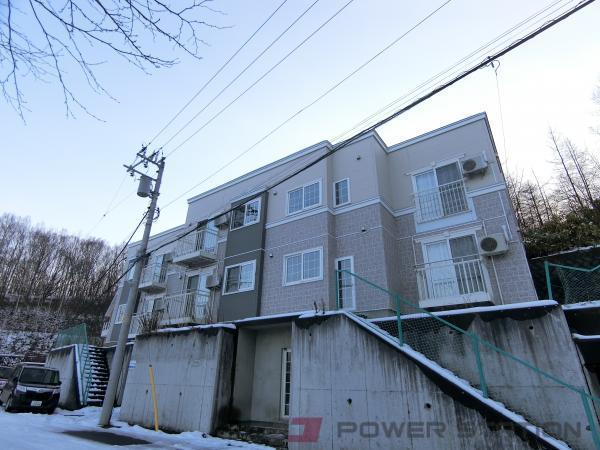 小樽市松ヶ枝2丁目1賃貸アパート