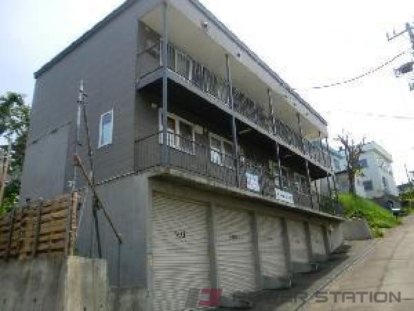 小樽市入船3丁目0賃貸アパート外観写真