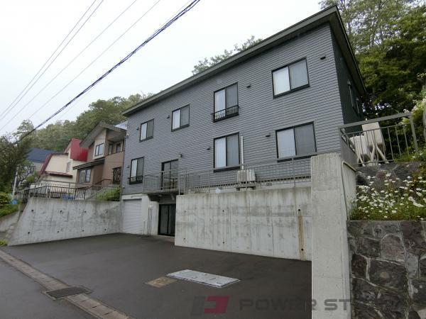 小樽市梅ヶ枝町0テラスハウス外観写真