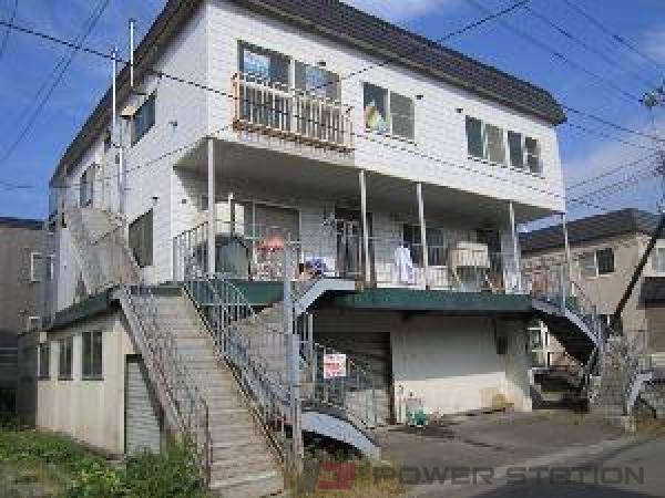 小樽市長橋3丁目1賃貸アパート外観写真