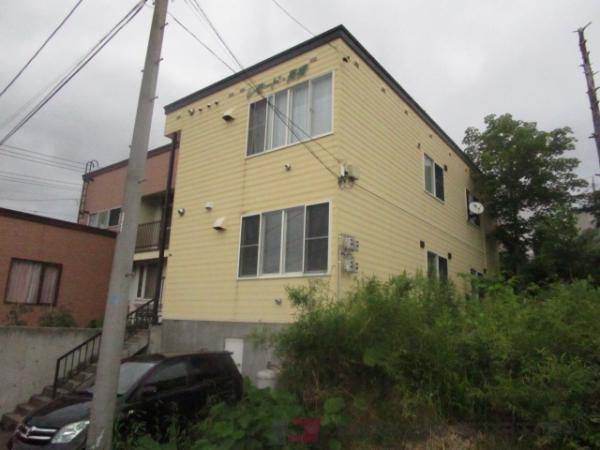 小樽市長橋2丁目1賃貸アパート