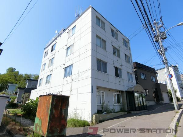 小樽市長橋3丁目1賃貸マンション外観写真
