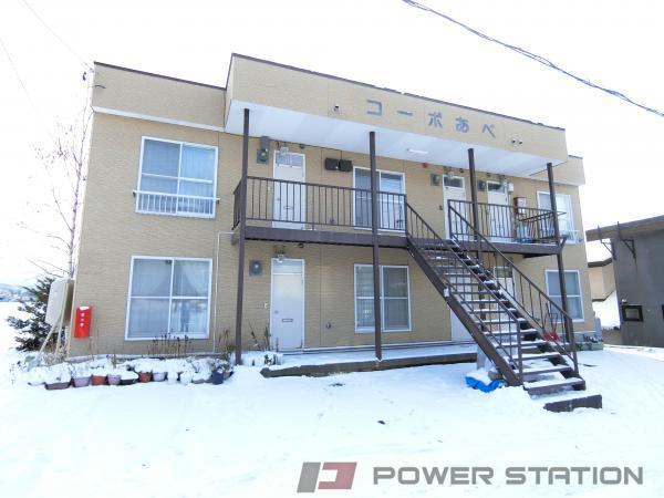 小樽市末広町0賃貸アパート