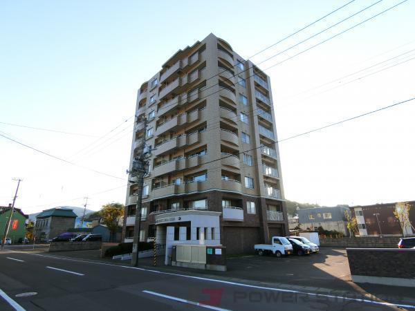 小樽市色内3丁目0分譲リースマンション外観写真