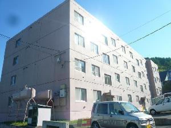 小樽市長橋1丁目0分譲リースマンション外観写真