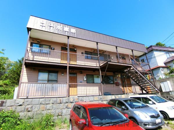 小樽市長橋2丁目1賃貸アパート外観写真