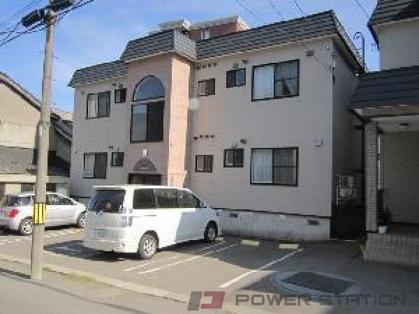 アパート・フォレストハウス