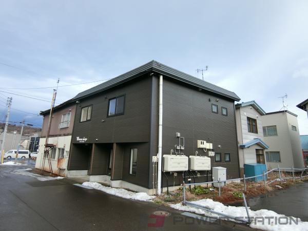 小樽市錦町0賃貸アパート